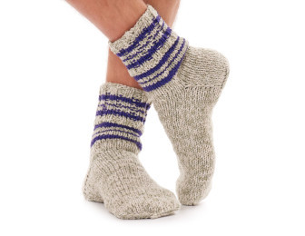 Strickanleitung Kindersocken